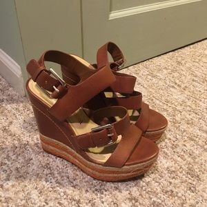 Shoes - Wedges size 6